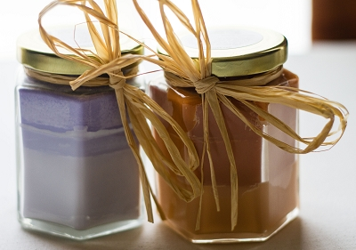 Unscented Soy Candles