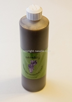 Hunam Black Soap Body Wash 16 fl oz  (aka Alata Samina)