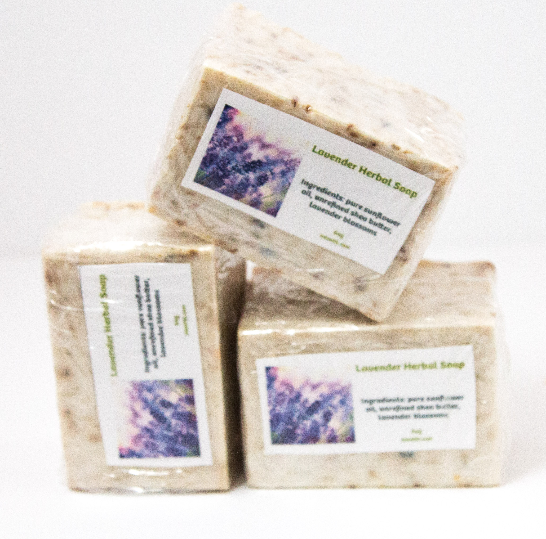 Herbal Lavender Soap 1.5lb