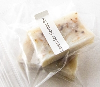 Free Herbal Lavender Soap Sample