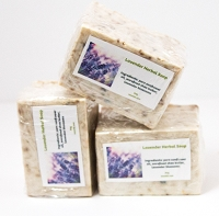 Herbal Lavender Soap 1lb